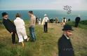Irland bei Dublin - Halbinsel Howth - Bloomsday K�st�me